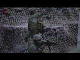 Показательное выступление группы экспертов Концерна «Калашников» по случаю дня оружейника