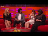 The Graham Norton Show 20x11 - Nicole Kidman, Dev Patel, Felicity Jones, Dawn French, Sir Michael Parkinson &amp Jack Savoretti