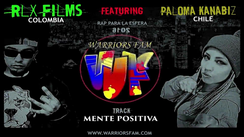 Faura Rlx Films Feat. Paloma Knbz (Colombia-Chile)