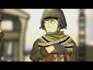Друзья по Battlefield - Штурм (2 серия) [2 сезон]