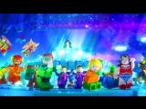 Лего Фильм: Бэтмен (ТВ ролик «Zero Friends») - The LEGO Batman Movie