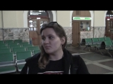 Отзывы зрителей о выступлении на Рижском вокзале 4 мая