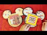 DT SCRAPBUMAZHKA - Magical Adventure - Echo Park - Birthday Project - Mickey Mouse Album - Альбом