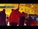 Пьяный пассажир устроил драку с участником ДТП в Северодвинске