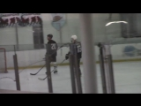 November 15: Video of Justin and Selena Gomez at the Los Angeles Kings Valley Ice Center in Panorama City, California.