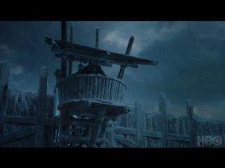 Отрывок финальной 7 серии 7 сезона «Игры Престолов»: Армия мертвых— Game of Thrones- Season 7 Episode 7 - Army of the Dead (HBO)