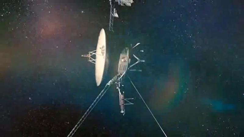 Вояджер-1 – Отрывок из «Космос: Пространство и время»