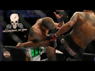 All body shot tko finishes in ufc history