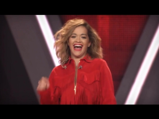 Рита Ора  Rita Ora sings at The Voice Of Germany HD 16 11 2017 телешоу  The Voice  Берлин  Германия.
