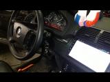Установка магнитолы на Андроде и замена штатной акустики на автомобиль БМВ Х5