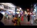 улица разврата Бангла роуд Пхукет,Тайланд, Патонг бич,ноябрь 2016