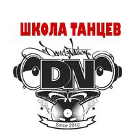 Логотип Школа танцев DANCE NATION студия танца Хабаровск