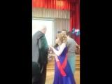 танец с учителями