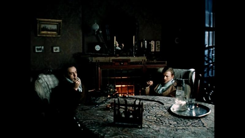 Приключения Шерлока Холмса и доктора Ватсона.Отрывок.(СССР 1979.)