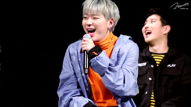 170328 Shinagawa showcase ZICO fancam