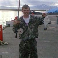 Анкета Макс Котов