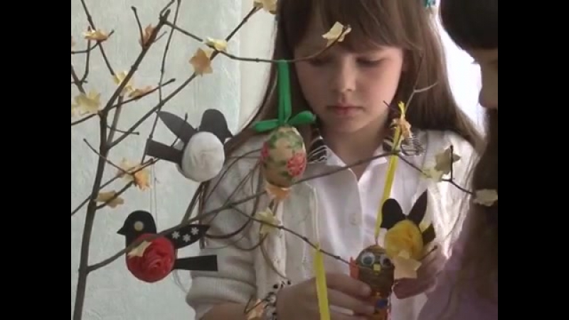 Відео пасхальні сувеніри 15.04.17