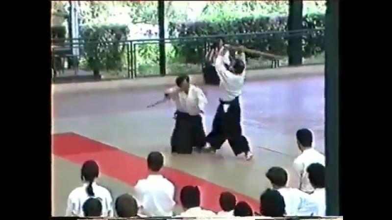 Тамура Нобуёси. Рим, 26-4-1992.