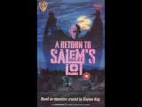 Возвращение в Салем  A Return to Salem's Lot (1987)