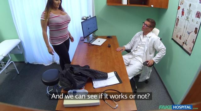 FakeHospital E274 Laura Orsolya – FakeHospital 16 12 16 Laura Orsolya