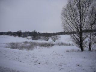 Ничьи овраги в северной стороне Ливенки