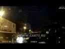 Toyota Land Cruiser c мигалкой на ул. Республики попал в аварию и скрылся с места ДТП