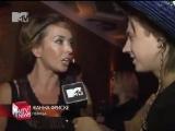 Жанна Фриске на юбилее шоу Каникулы в Мексике
