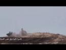 Война в Сирии. Ближний бой пехоты на горе