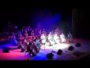 Тувинский национальный оркестр В землянке