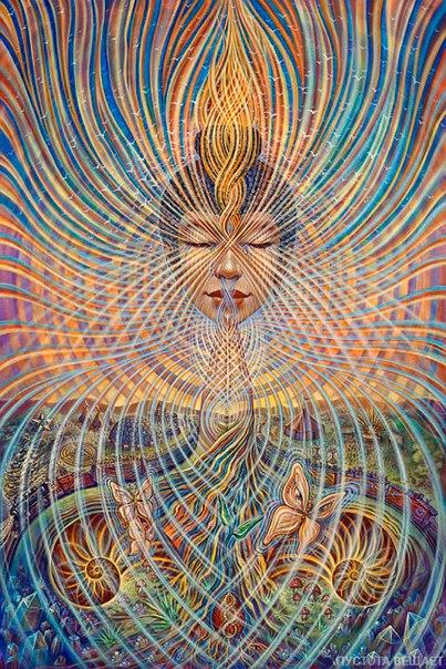 Когда твой ум и чувства замедляют свой ход до биения сердца, ты спонта