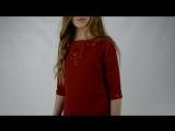 Стильное платье для девочек 9-11 лет!