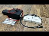 МОЩНЫЕ кабели BlitzWolf USB Type-C и наушники-гарнитура BW-ES2 ► Посылка из Китая / Banggood