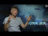 Cillian Murphy chats working with Christopher Nolan on Dunkirk