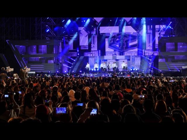 171014 SF9 에스에프나인 _ O Sole Mio 오솔레미오 _ 무대직캠, Stage FanCam _ 한국베트남 우정슈퍼쇼