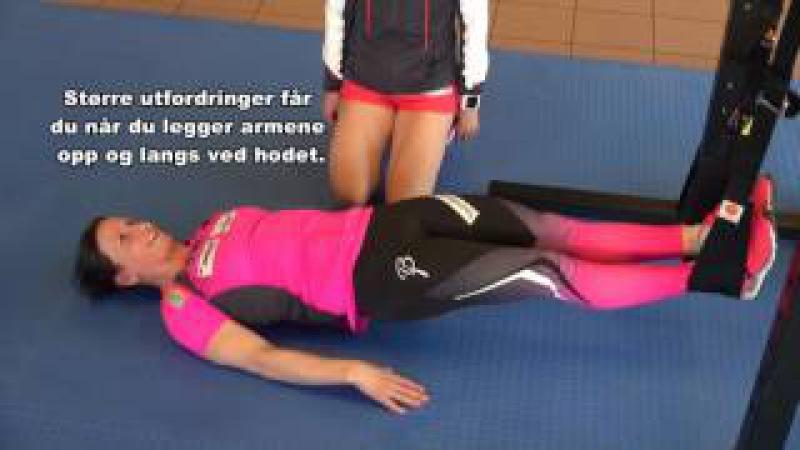 Basistrening med Heidi Weng og Marit Børgen