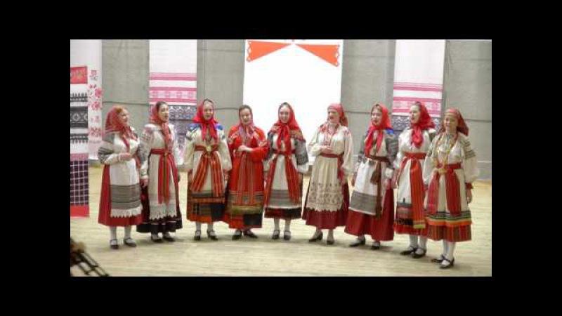 Юбилейный концерт кафедры Этномузыкологии ВГИИ 2 часть