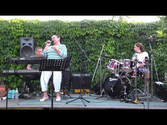 Квартет Ирины Рукавицыной - Green Jazz Fest №7 (4.06.2017)