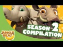 Jungle Beat Season Two Compilation Full Episodes