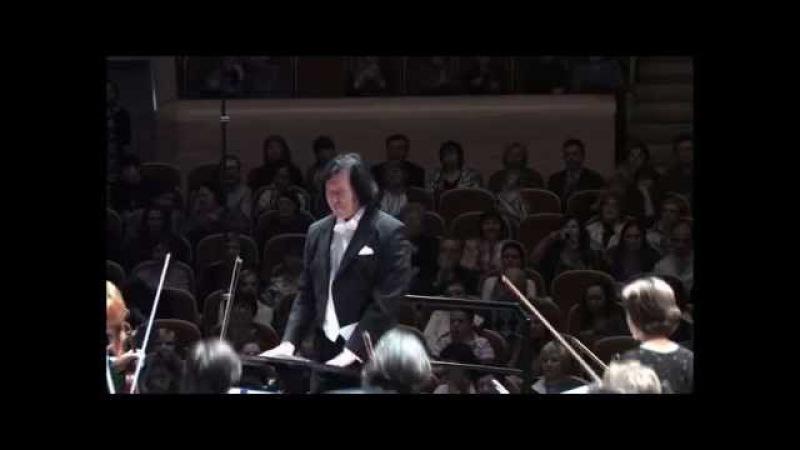 Saint-Saens Symphony №3 Organ Maxim Fedotov -conductor