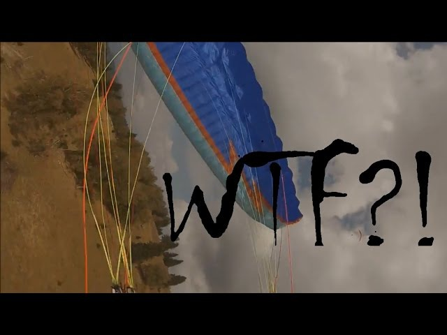 Epic paragliding fails/wins and crashes 7.