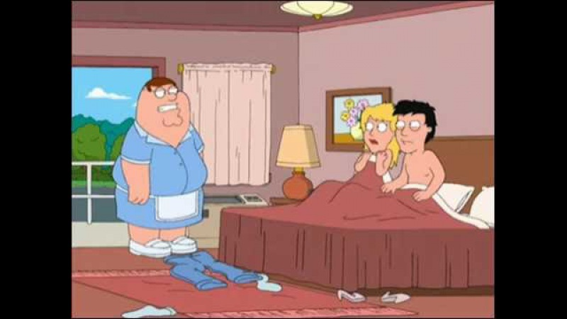 Family Guy | Peter the maid