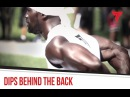 Dips behind the back | Street Workout Training | Hannibal For King