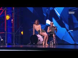 Танцы: Евгения Беглякова (Ishome - Heute) (сезон 4, серия 10) из сериала Танцы смотреть бес...