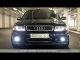 Audi A4 B5 - LEDXenon kit demonstration Vol2 NEW
