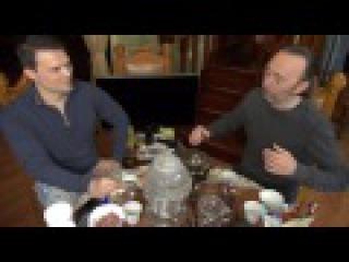 Фролов Ю.А. Беседа за чаем с Петром (спортсмен, путешественник..) Ч. 1 - о Богатырско...
