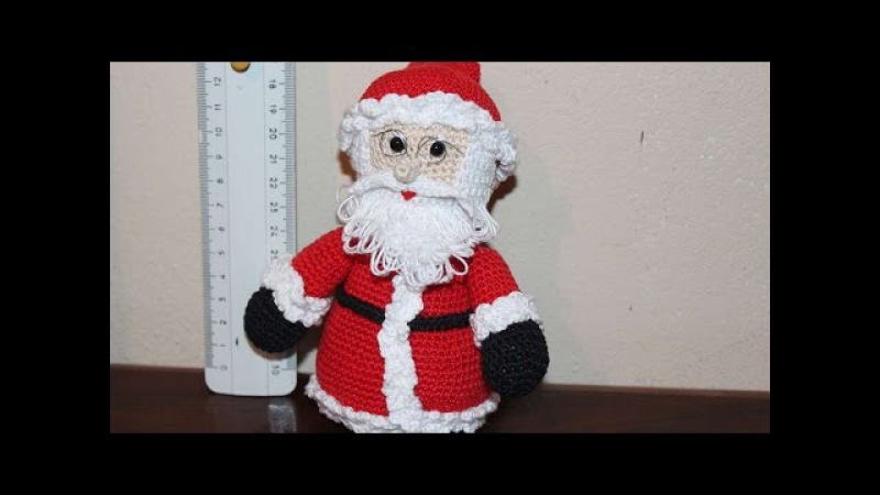 How To Crochet A Toy Santa Claus DIY Crafts Tutorial Guidecentral
