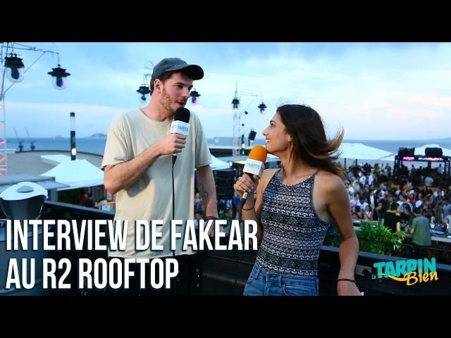Interview de Fakear 2017 - R2 | Rooftop J'ai commencé mes propres chansons guitare/voix[...]