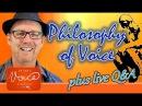 🔴 LIVE HANGOUT: My Philosophy of Singing | DrDan 🎤