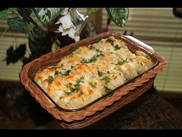 Тилапия с картошкой в духовке рецепт с фото пошагово 88