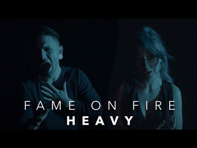 Fame On Fire - Heavy (Linkin Park Cover)